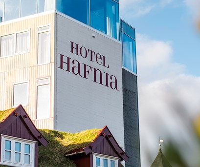 Hotel Hafnia facade